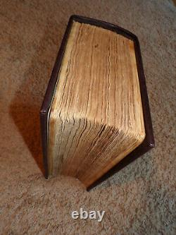 1563-1st Edition-Acts and Monuments-John Foxe-Fine Binding-Book of Martyrs-RARE