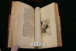 1899 The Works of Eugene Sue Mysteries of Paris Fine Leather Limited Edition