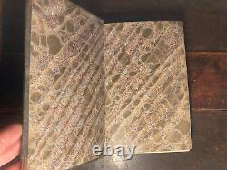 Charles Dickens Sketches By Boz- First Edition Fine Binding Rare 1839