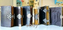 Collection Old & rare books in fine bindings with silver 18th &19th century