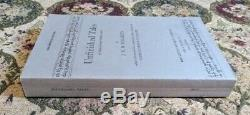 J. R. R. / Christopher Tolkien Uncorrected Proof Unfinished Tales Very Fine Rare