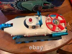 Tanque Espacial By Paya, Space Toy Robot, Works Fine, Very Rare, Original & Boxed